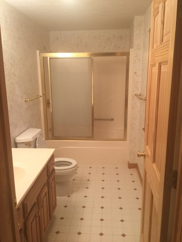Seneca Falls Bathroom Renovation Contractor - before picture